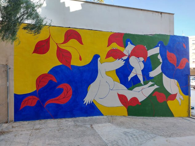Imagen: Hugo Giner - Art Urbà Ondara