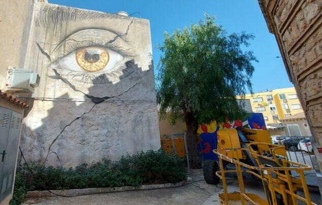 Imagen: Tardor - Art Urbà Ondara