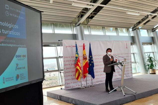 Imagen: Colomer, Secretario Autonómico de Turismo
