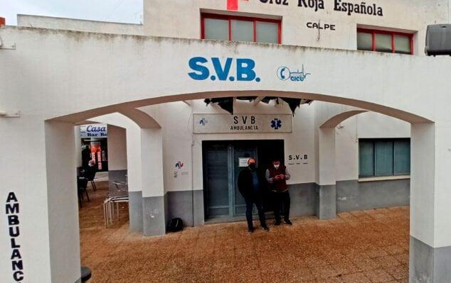 Imagen: Edificio servicio Vital Básico - Calp