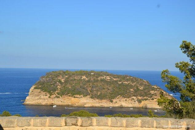 Imagen: Illa del Portitxol