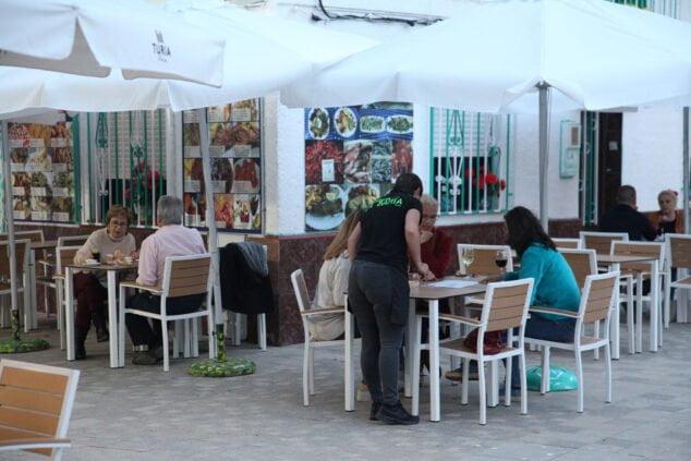 Imagen: Vuelven las cenas a los restaurantes de Dénia