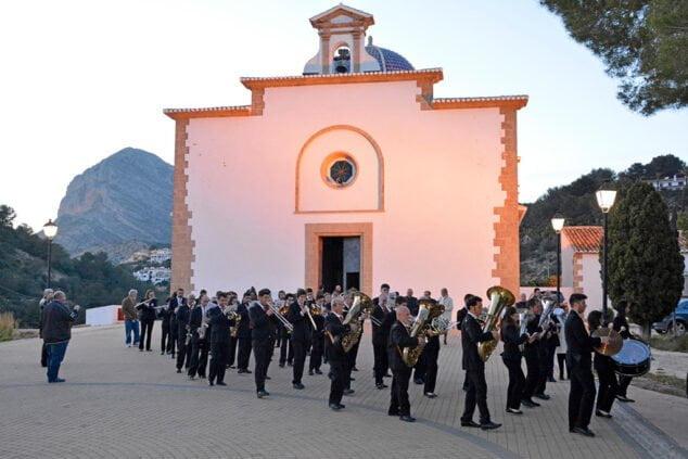 Imagen: Banda de música de Xàbia
