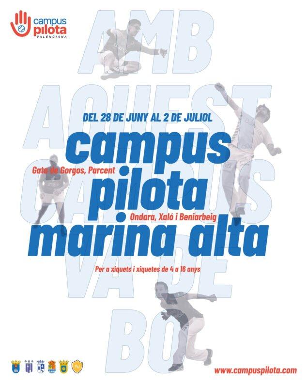 Imagen: campus-pilota-marina-alta-2021