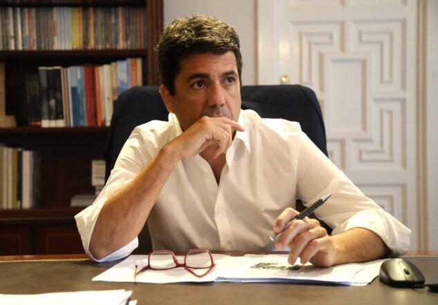 Imagen: Carlos Mazón - Presidente Diputación Alicante