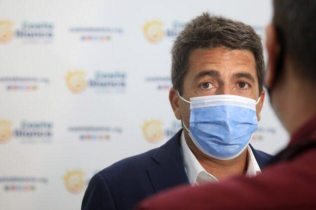 Imagen: Carlos Mazón, Presidente Diputación Alicante
