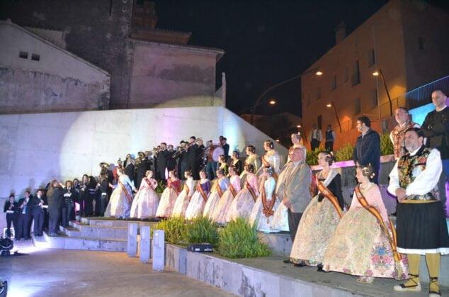 Imagen: Fallas 2019 en Dénia