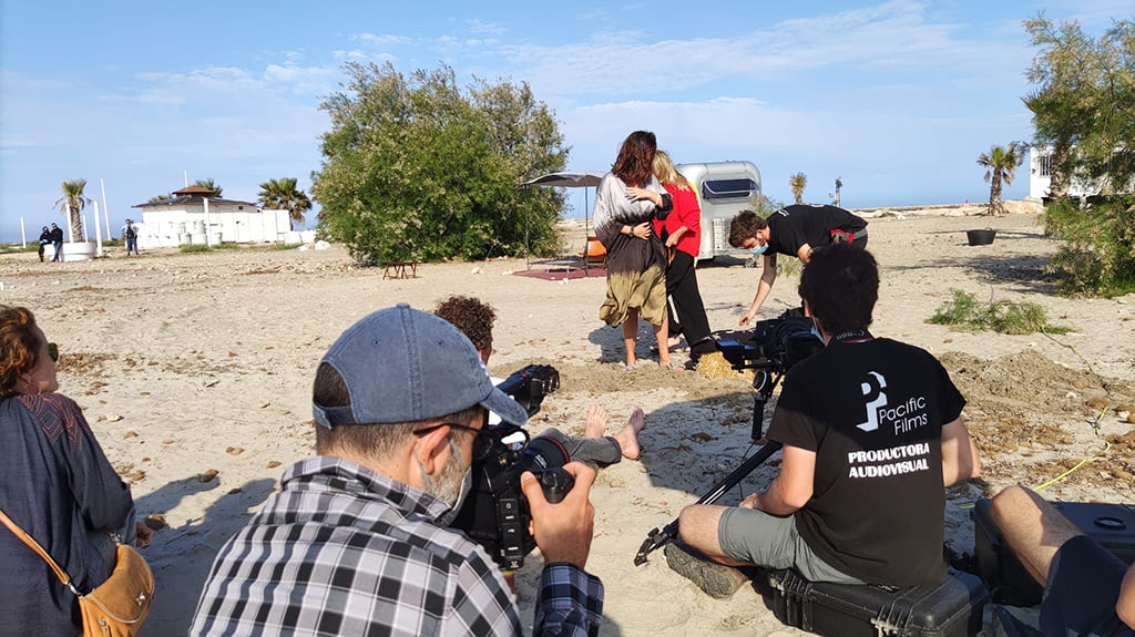 Grabación les marines Dénia Pacific Films