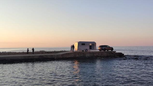 Imagen: La Marina Alta escenario de cine