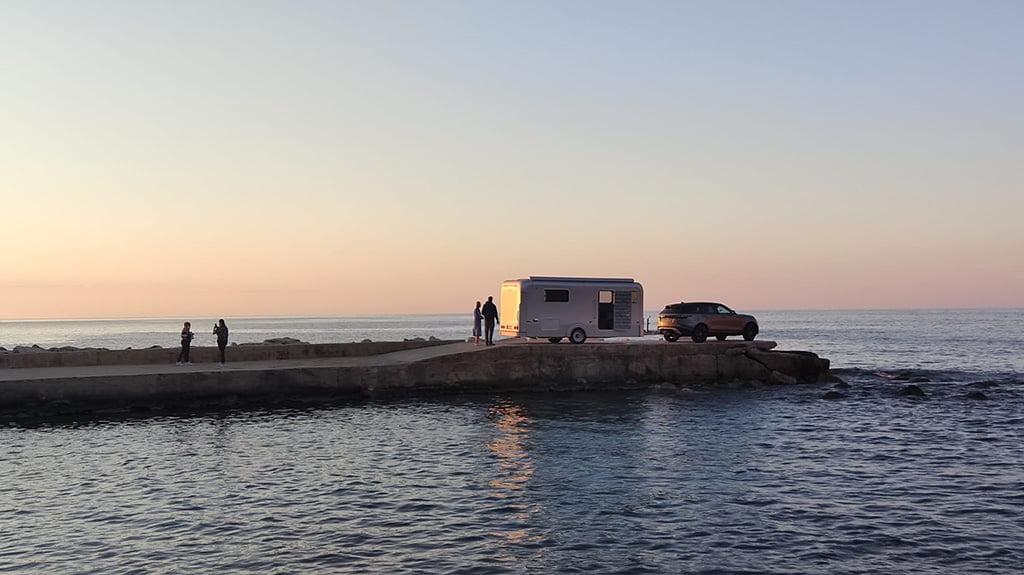 La Marina Alta escenario de cine
