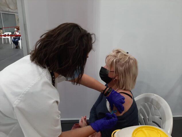Imagen: La vacunación se acelera en junio