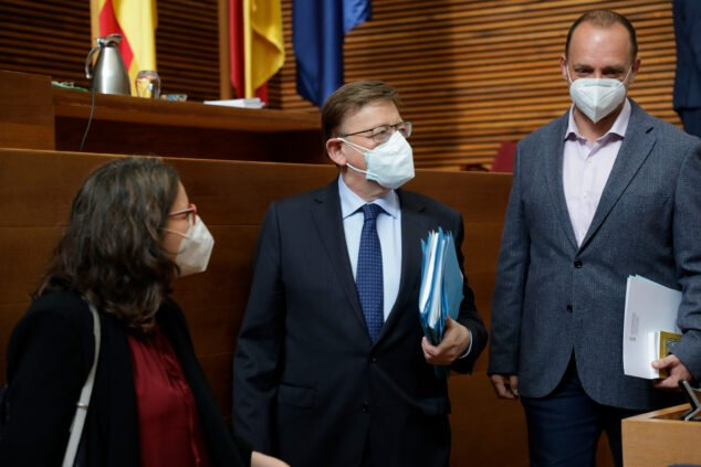 Imagen: Ximo Puig anuncia vacunación mayores de 30 años en julio