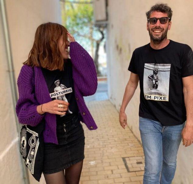 Imagen: Camisetas Humanxs Esperanza Cheli
