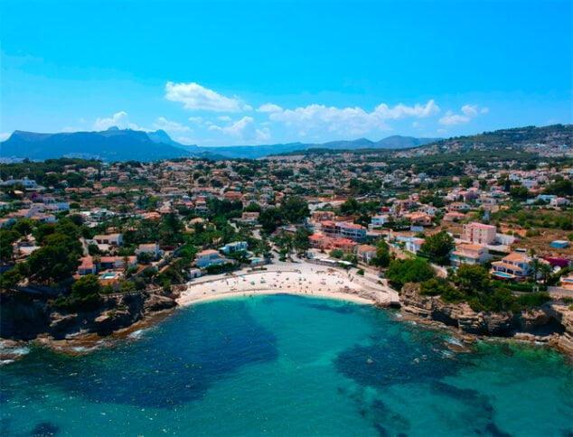 Imagen: Costa de Benissa