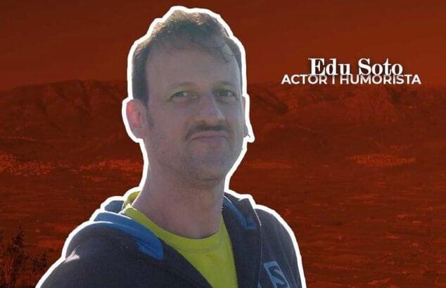 Imagen: El humorista Edu Soto recorre la Marina Alta