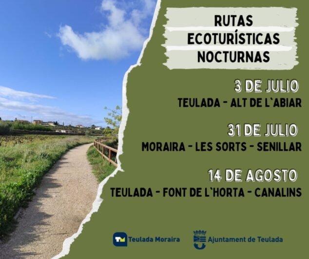 Imagen: Rutas de senderismo en Teulada-Moraira