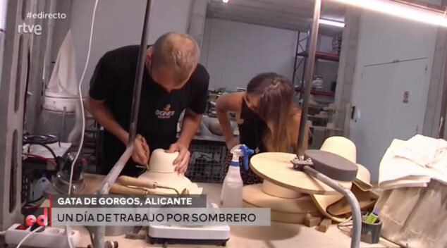 Imagen: Sombreros Signes Gata de Gorgos