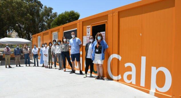 Imagen: Visita al Consultorio de la Fossa Calp
