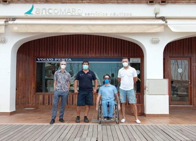 Imagen: Ciclo Navegación y pesca del litoral Calp