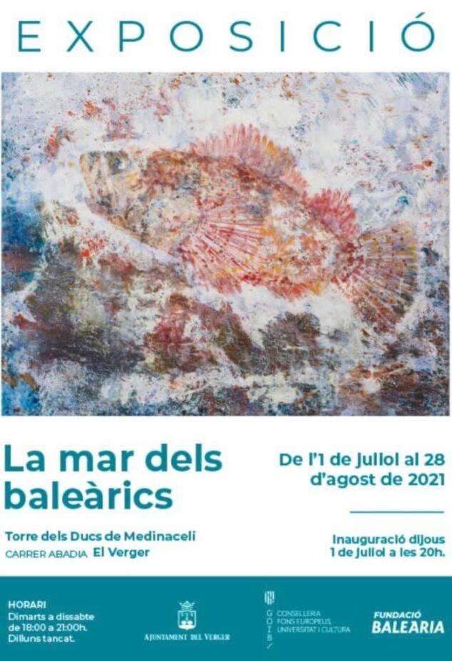 Imagen: Exposición 'La mar dels baleàrics' en El Verger