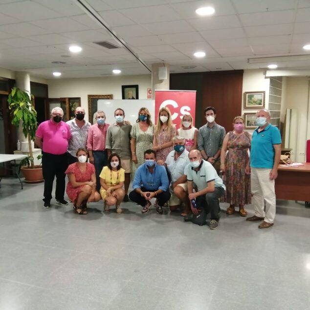 Imagen: Asamblea de Ciudadanos en Ondara con Teresa Ortiz