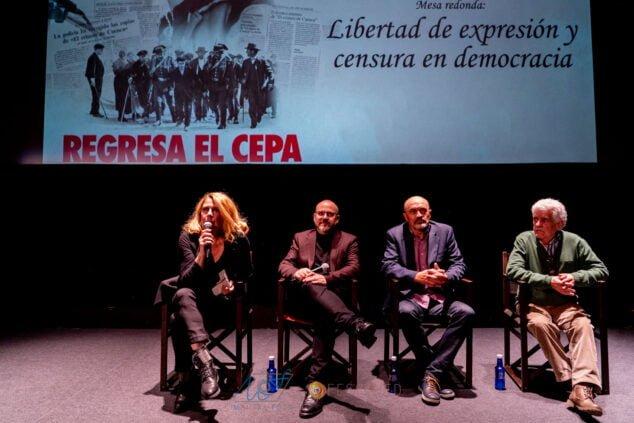 Imagen: Conferencia mesa redonda FESCIMED