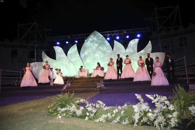 Imagen: Acto de Coronación de la Reina de fiestas