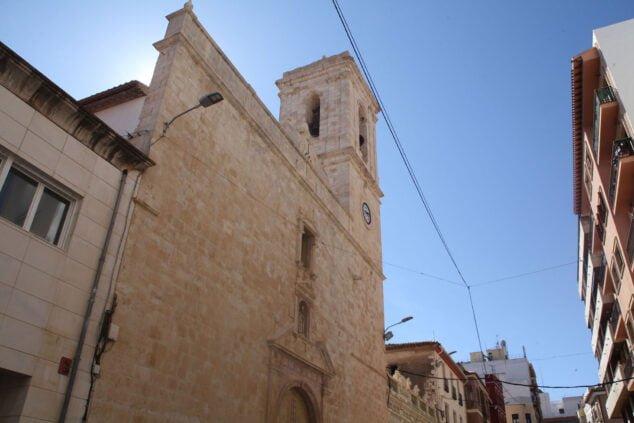Imagen: Església de la Santa Creu de Pedreguer