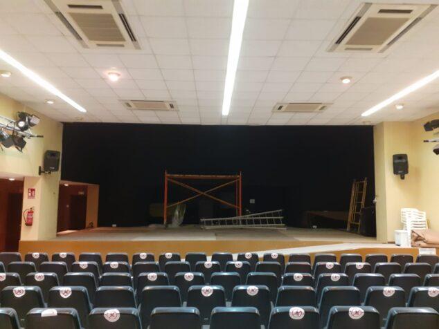 Imagen: Cine municipal de Benissa
